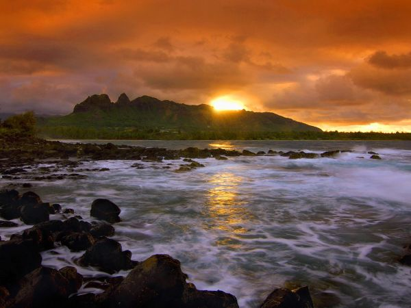 cute hawaii islands beaches wallpapers