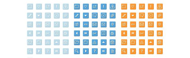ExplodingBoy Pixel Icons by ExplodingBoy