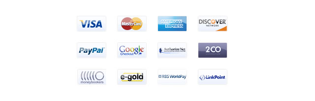 Free Payment Type Icons
