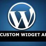 Create Custom Widgets Area In WordPress