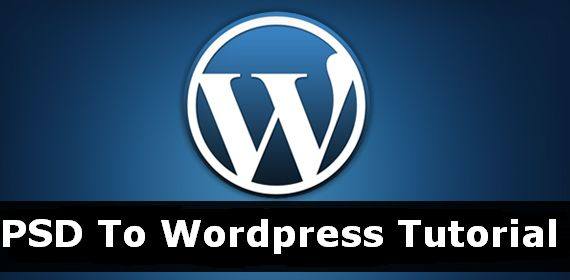 create wordpress themes tutorials