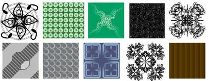 Foolish Pattern Pack - 10 Patterns