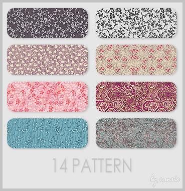 Pattern 2 - 14 Patterns