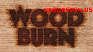 wooden text effect photoshop tutorials