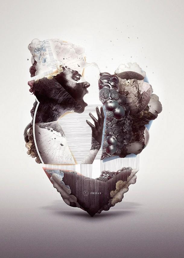 Creative Illustrations By Niklas Lundberg