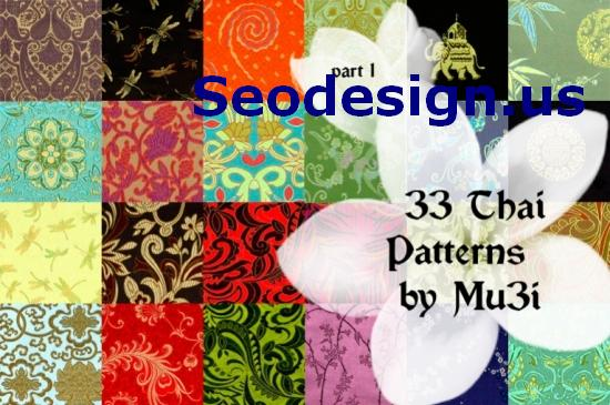 free chinese jemenese photoshop patterns