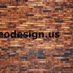Grunge Wall Brick Textures Set
