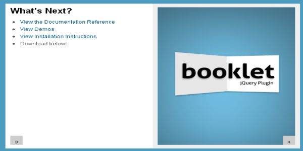 10+ Best jQuery Flipbook Plugins