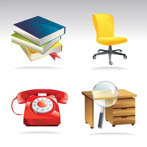 Office-Vector-Clip-Art-Download