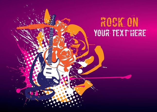 Rock-Flyer-Template-Download