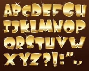 golden-font-textures-3