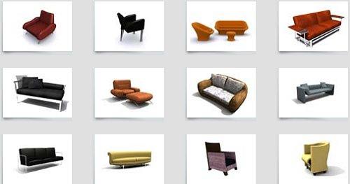 DLegend Furniture LModels