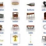 40+ 3D Furniture Models To Download