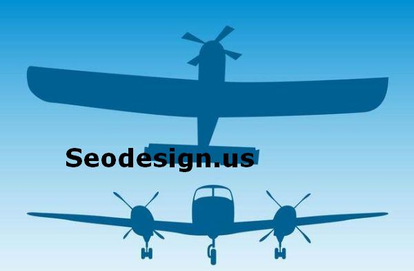 Airplane Vector Graphics Silhouette