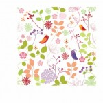 50+ Butterfly Floral Illustrator Patterns