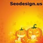 Cute Halloween Pumpkin Backgrounds