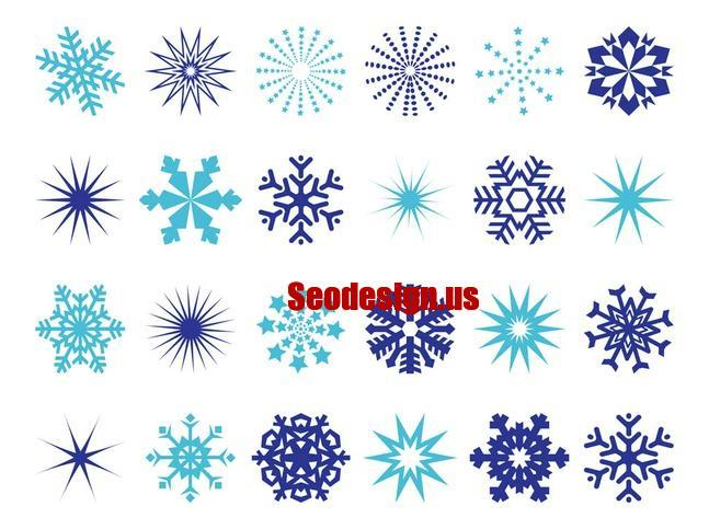 Free Snowflakes Graphics Download