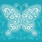 Floral Butterfly Patterns Download