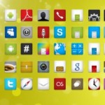 200+ Android Icons Set