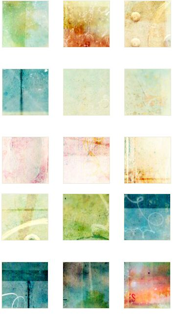 30 Colorful Grunge Textures To Download