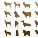 20+ Cats Dogs Vector Silhouettes