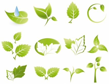 Green Ecology Icons Free
