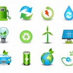 30+ Green Ecology Icons