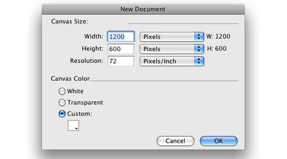 Create Navigation Bar In Adobe Fireworks