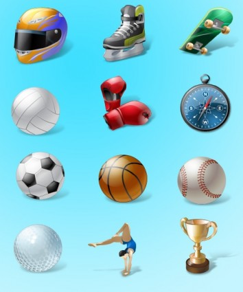 Sports Icons Free Download