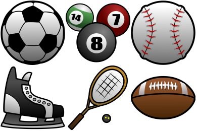 40+ Sports Icons Free To Download