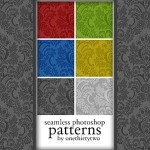 6 Seamless Patterns For Photoshop