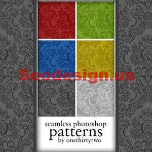 Seamless Patterns Photoshop