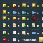 50+ RSS Feed Icons Set