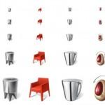 70+ Interior Design Icons Set
