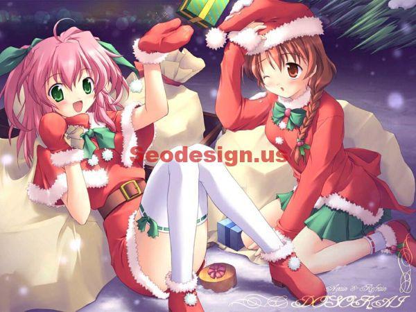 Christmas Anime 154