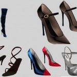 Free 3D Ladies Shoes