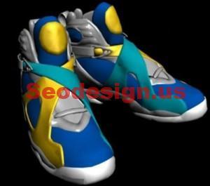 Free 3D Shoes