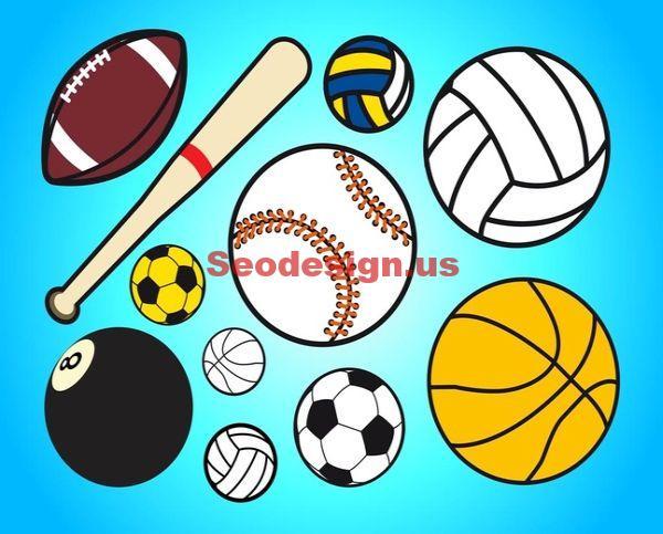 Free Vector Sport Balls Icons