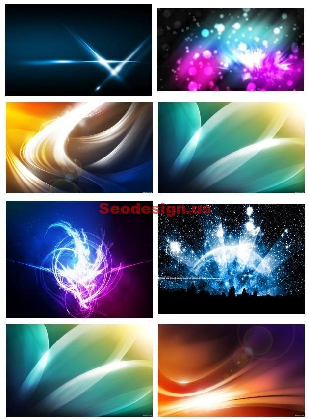 Free Abstract Light Backgrounds Download