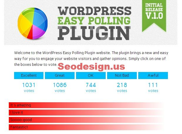 Poll Wordpress Plugins