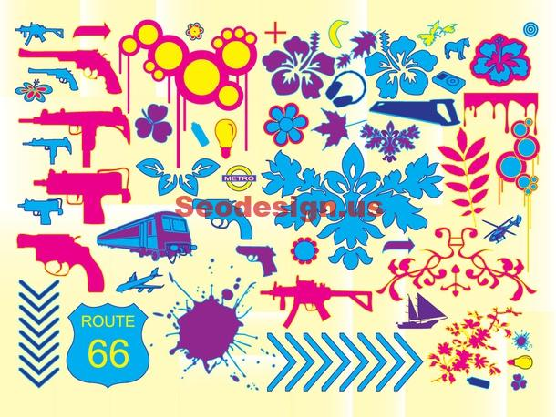 Vector Design Elements Download