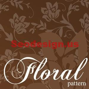 Seamless Floral Pattern Free