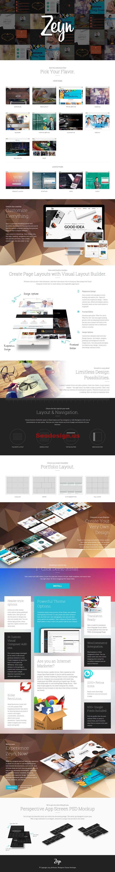 Zeyn : Multipurpose WordPress Theme