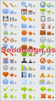 Basic Free Icons For Designers