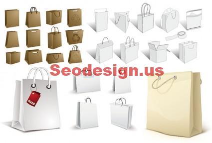 Free 40+ Blank Vector Bag