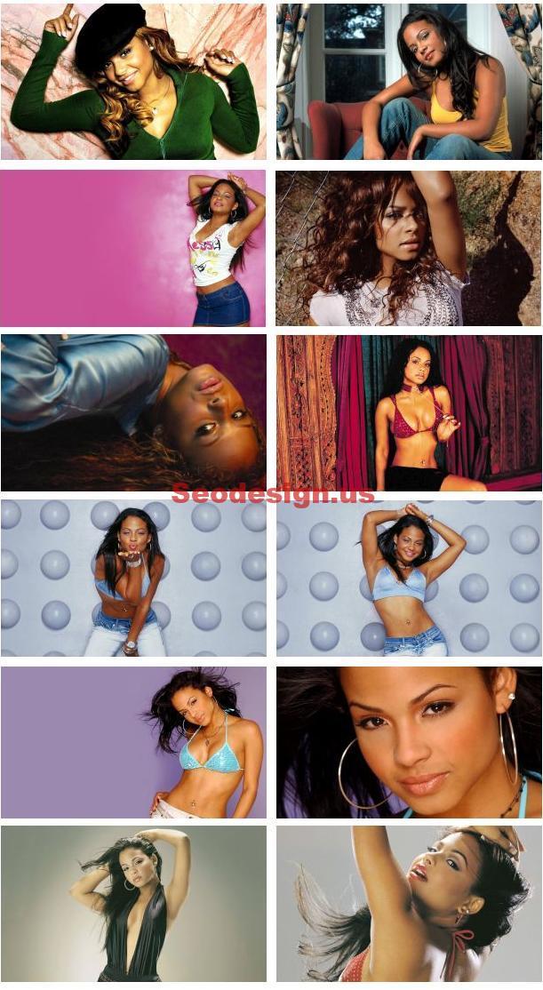 Christina Milian HD Wallpapers