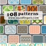 138 Colorful Photoshop Patterns