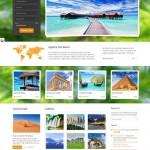 11 Premium Travel Wordpress Themes