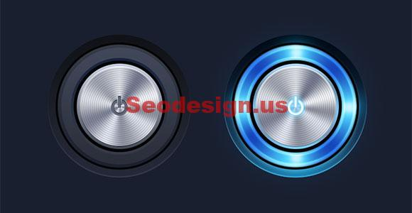 Radio PSD Buttons Free Download