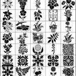 160+ Deco Elements Brushes